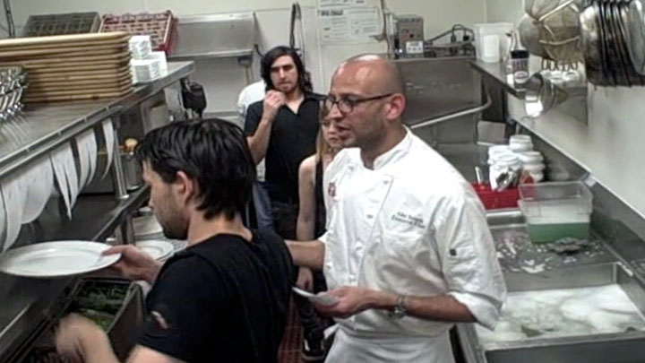 Check out the chefs' home vids!