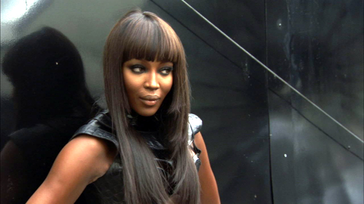 Bravo on TWoP: Naomi Campbell as a Wet Cat?