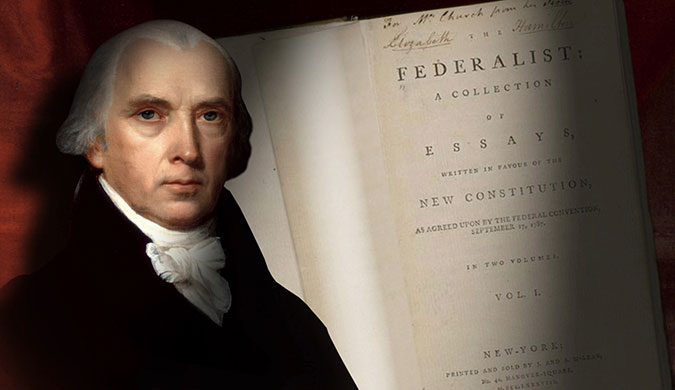 Where was James Madison from?