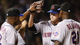 Mets manager Willie Randolph and top players discuss Tom Glavine's 300 wins.