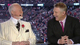 CBC commentator Don Cherry joined Bill Clement and Brett Hull to talk hockey, advocating old time hockey with more fighting.