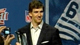 After having sometime to refect on the catch, Eli Manning appreciates David Tyree's effort. 