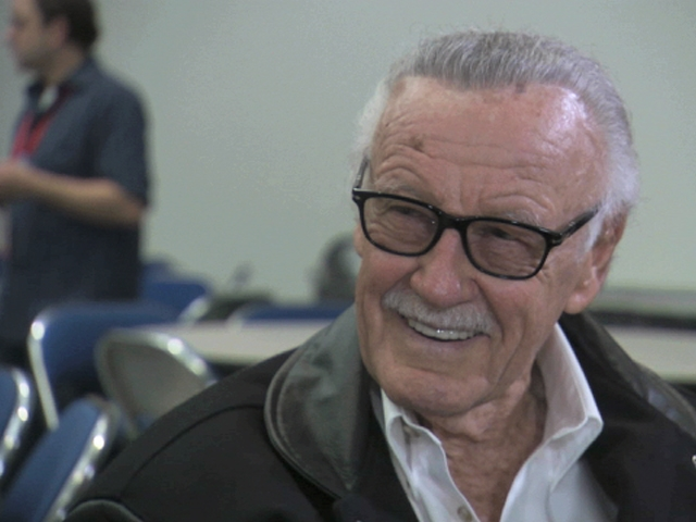 Stan Lee - Extended Interview - Hollywood Treasure