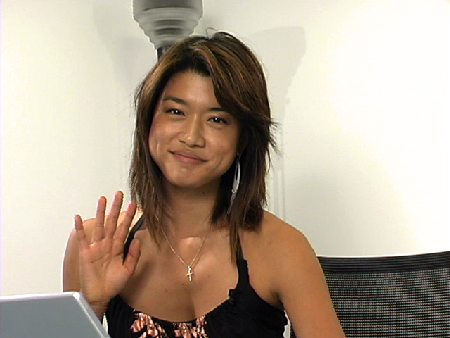 Battlestar Galactica: Grace Park Q & A Bonus