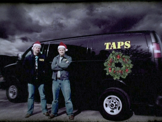 Ghost Hunters Holiday Episode Open